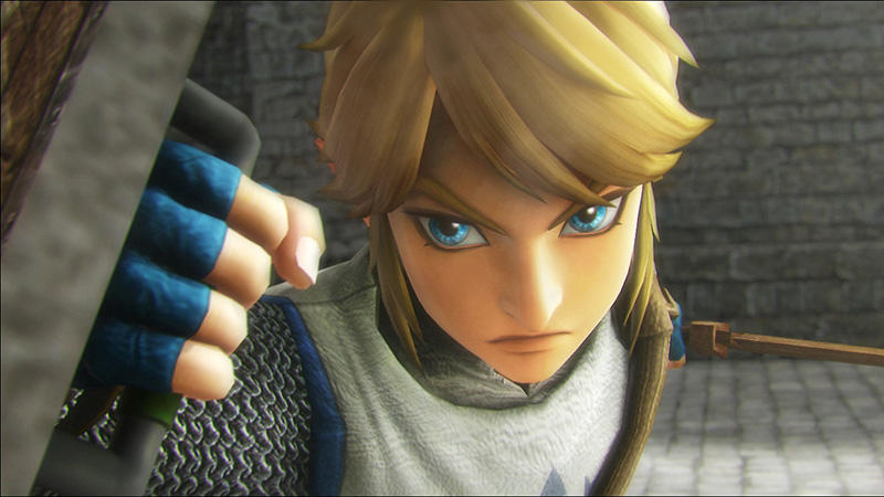 Hyrule Warriors is Launching Today on Wii U