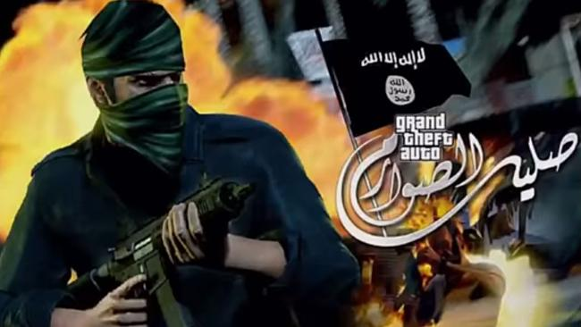 ISIS Uses Footage from Grand Theft Auto V in Recruitment Video