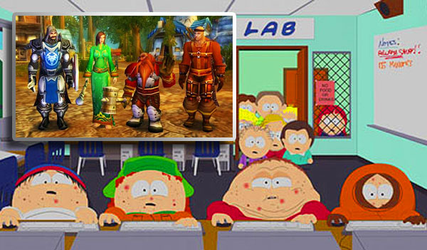 The South Park World of Warcraft Episode and Gamer Humor