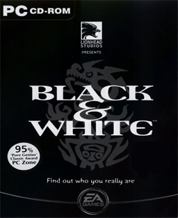 The Black and White game cover