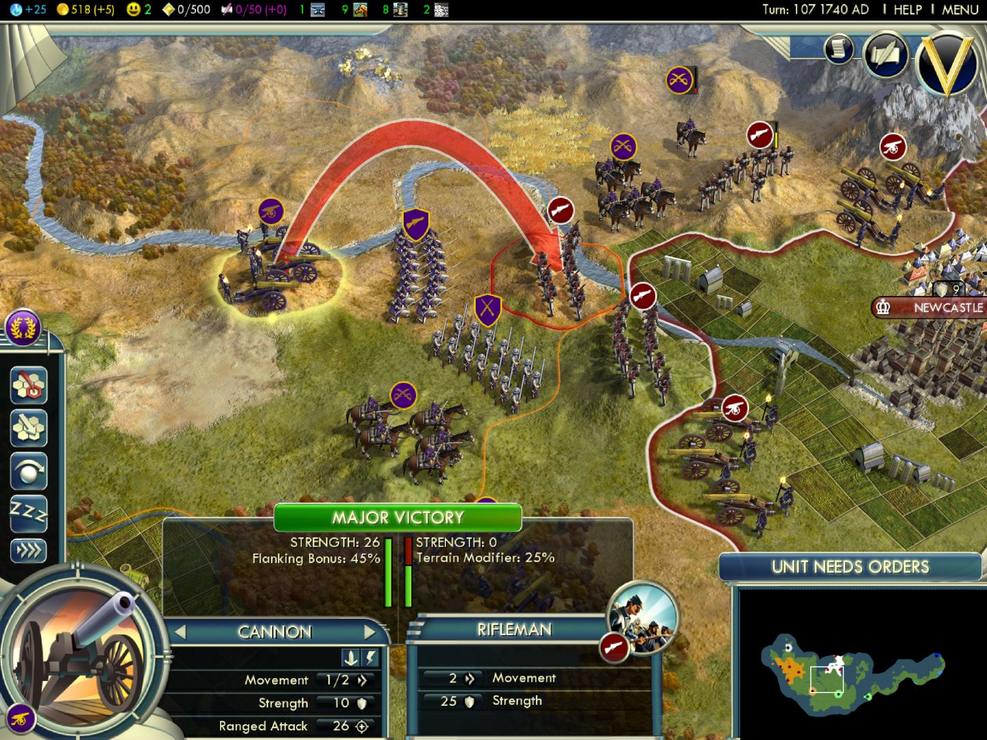 Civilization 5. Cheats and Game Review 8