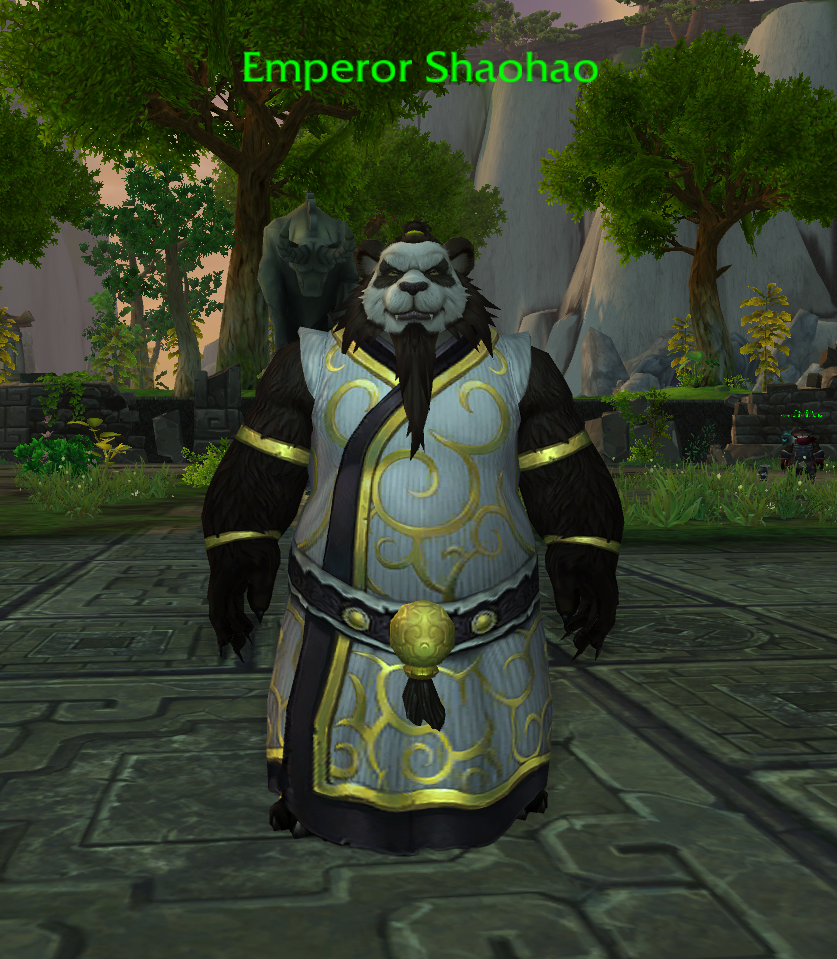 Emperor Shaohao