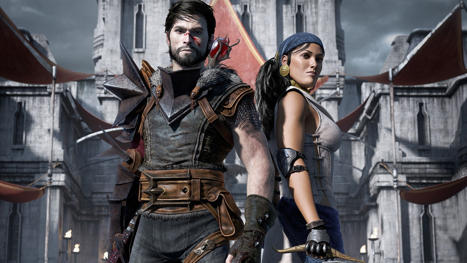 Image Result For Dragon Age Origins Rogue Guide