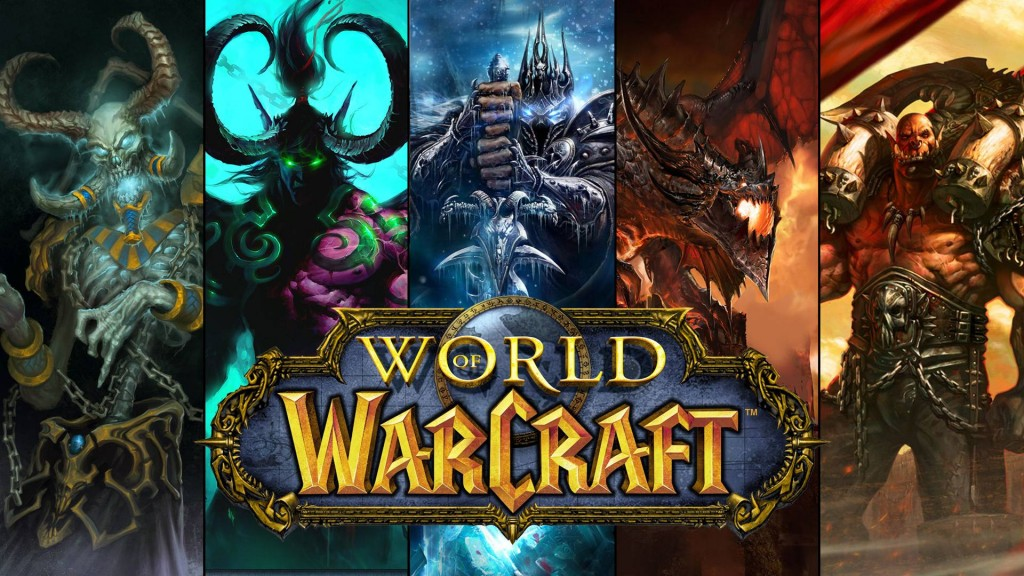 online RPG games world of warcraft
