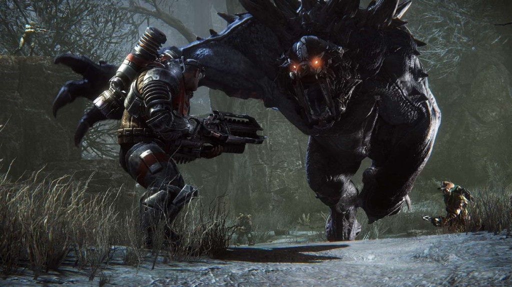An Introduction to Evolve - The Epic Battle for Survival