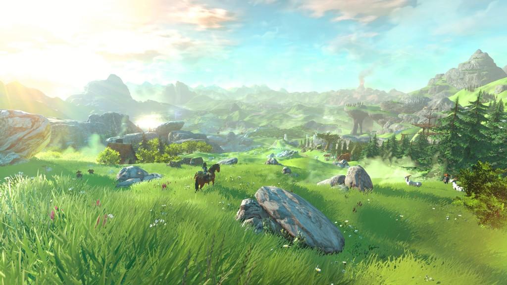 Legend of Zelda Wii U Overview