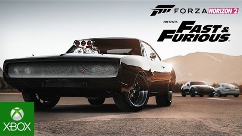 Forza Horizon Presents Fast and Furious Review