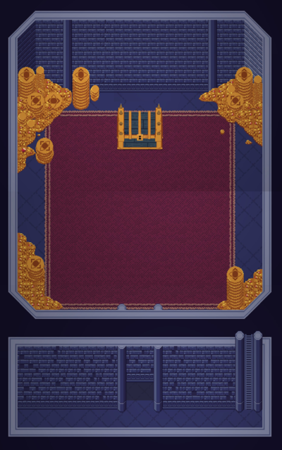 Titan Souls Avarice Manifestation of Greed