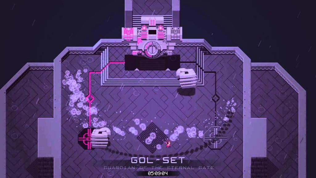 Titan Souls Gol-Set