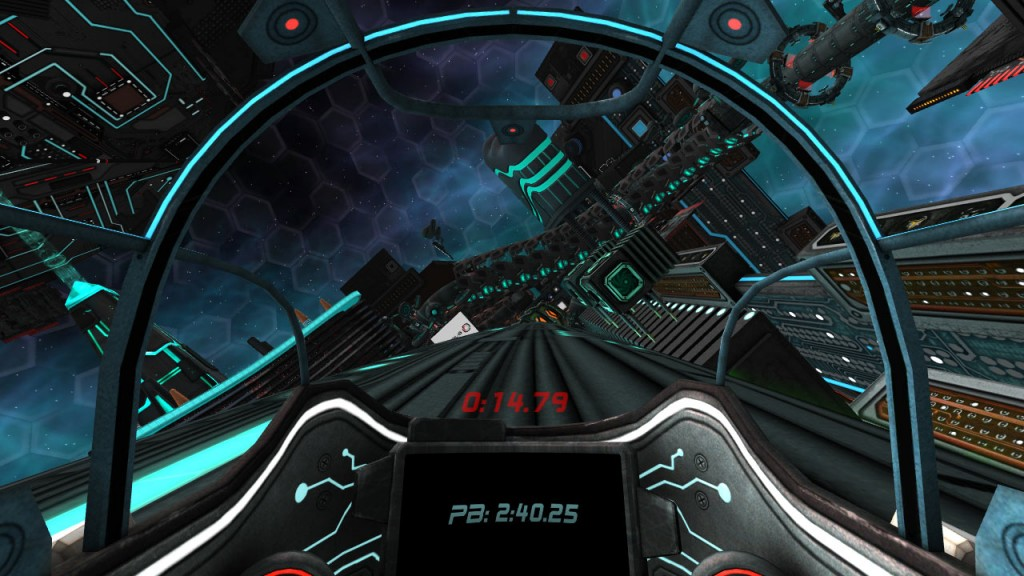 Indie Game Radial-G Racing Revolved