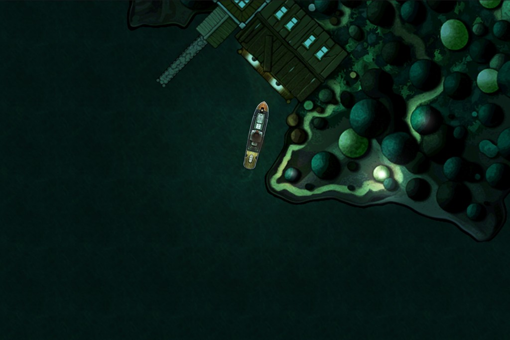 Indie Game Sunless Sea