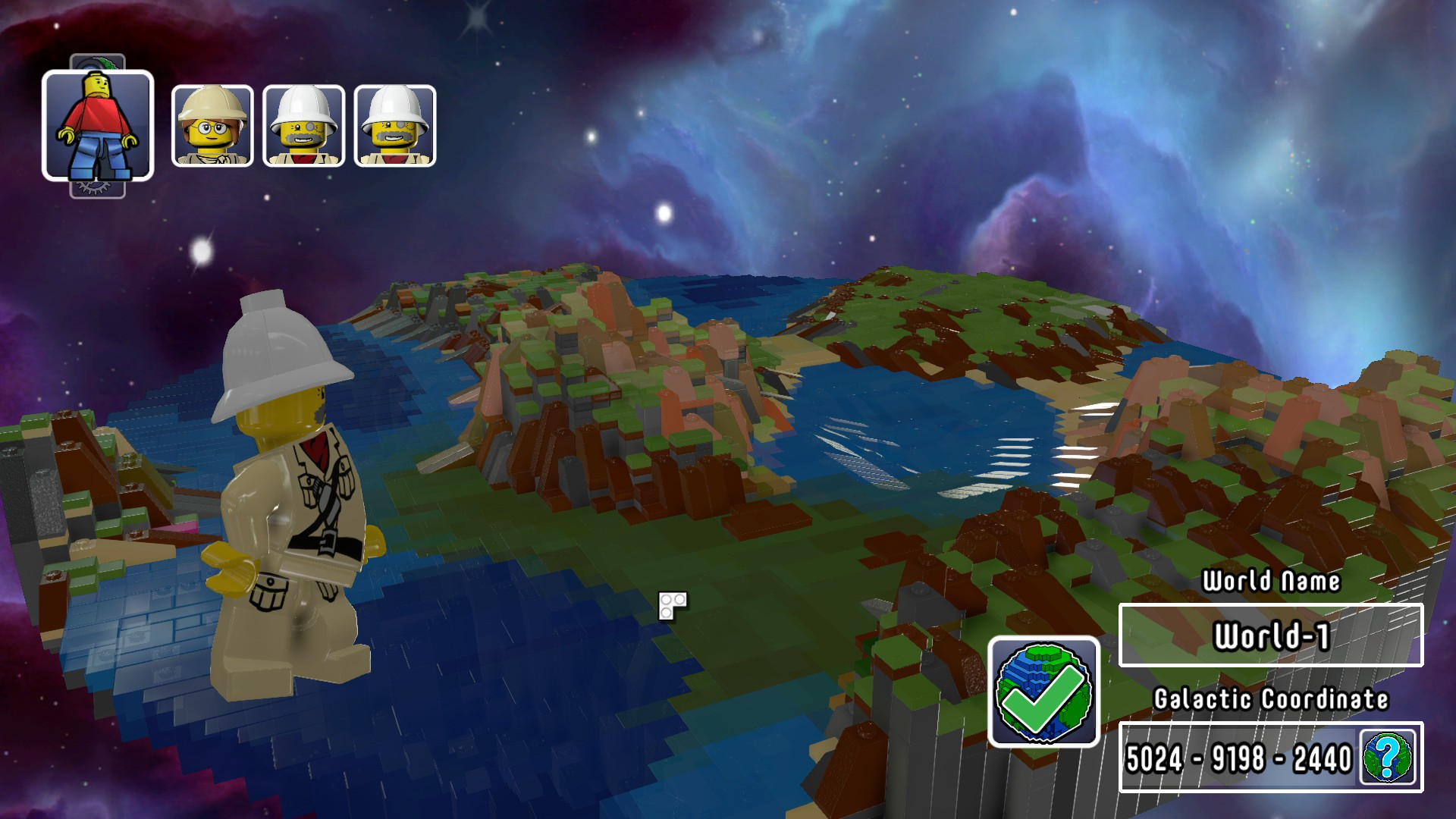 Minecraft S Competitor Has Been Released Lego Worlds