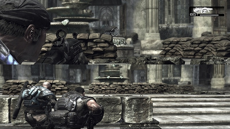 The Best Games to Play With Friends - Gears of War