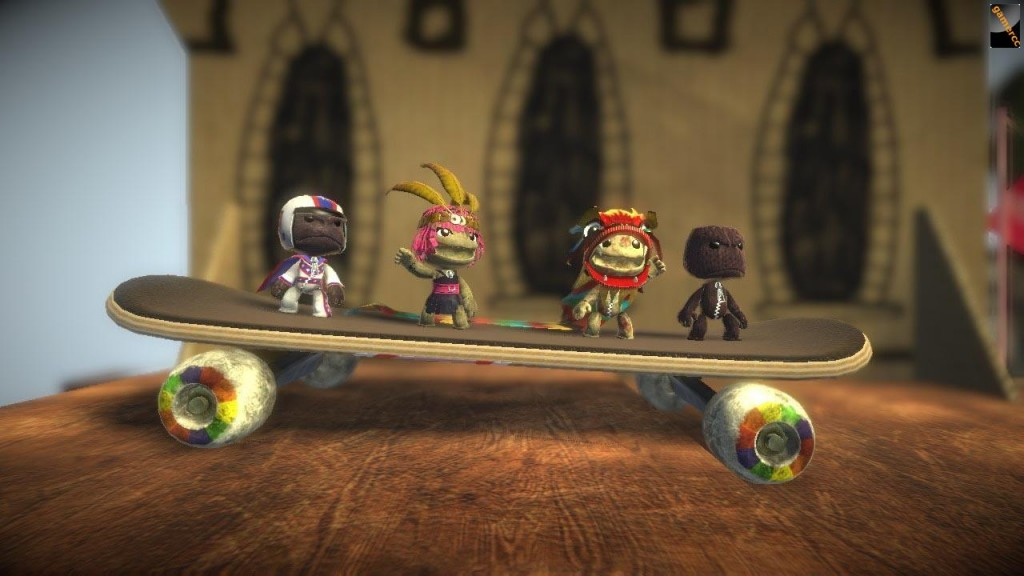 The Best Games to Play With Friends - Little Big Planet 2