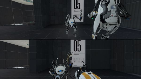 The Best Games to Play With Friends - Portal 2