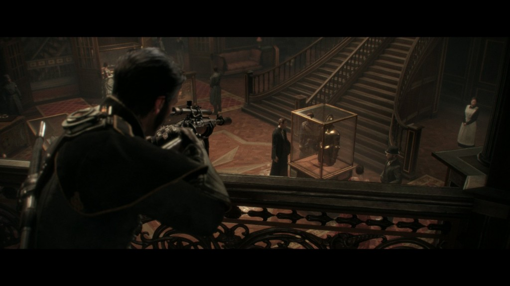 PS4 exclusive The Order 1886
