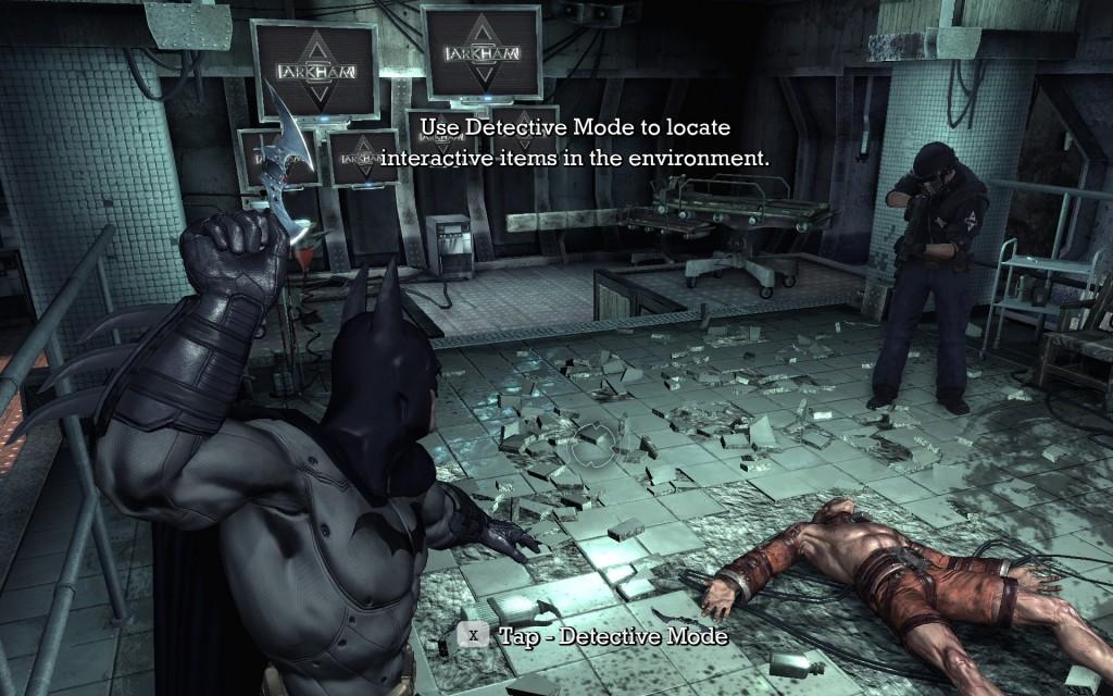 Batman Arkham Series - Arkham Asylum