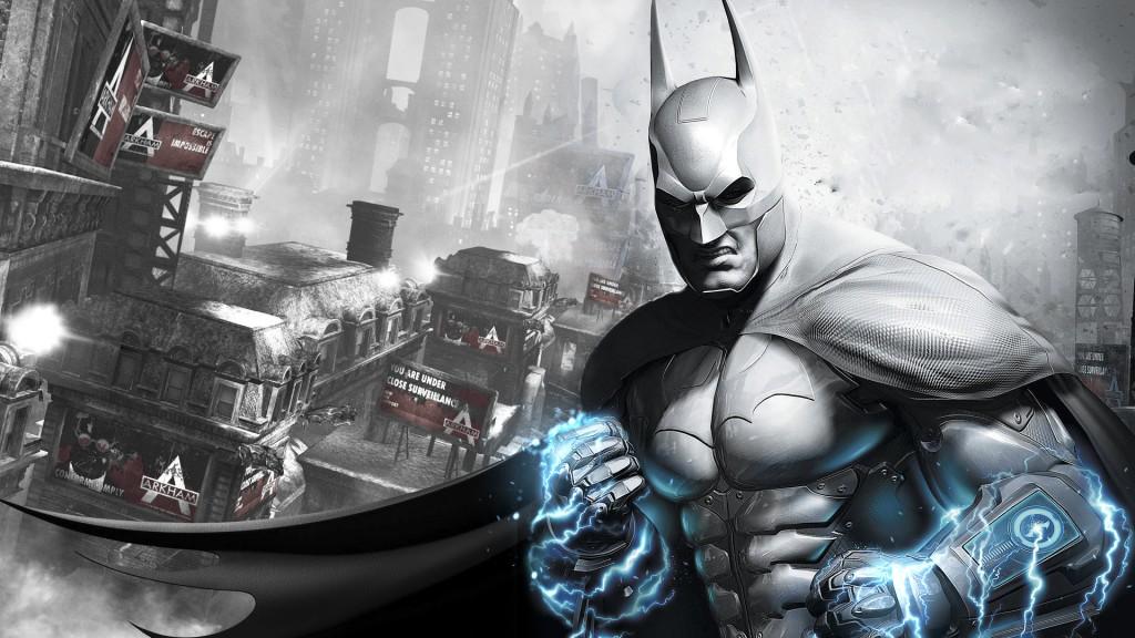 Batman Arkham Series - Arkham City