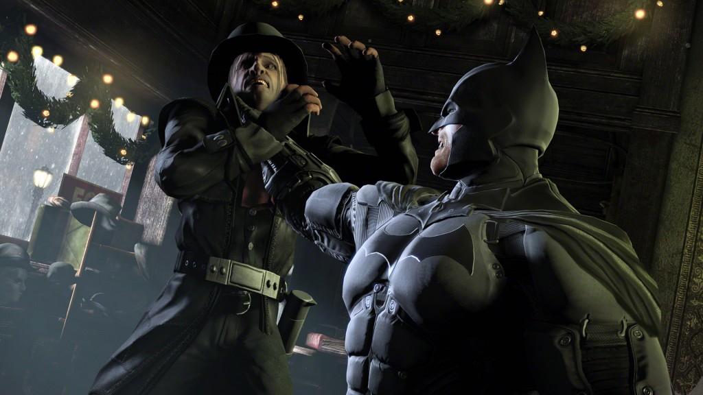 Batman Arkham Series - Arkham Origins