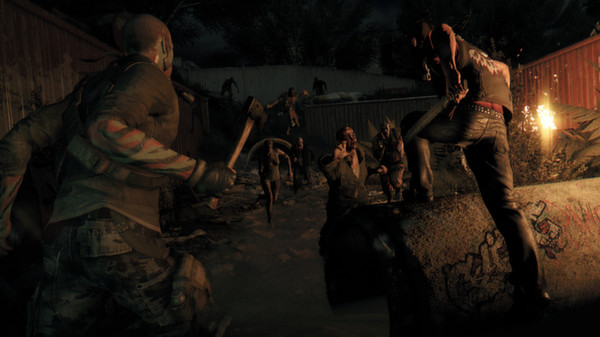 Best Horror Games on PC - Dying Light