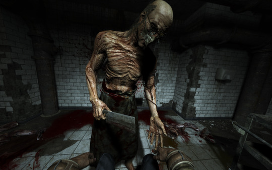 Best Horror Games on PC - Outlast