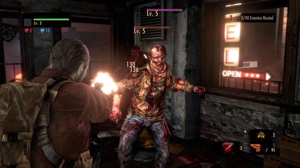 Resident Evil Revelations 2 Raid Mode Walkthrough A ton of enemy types