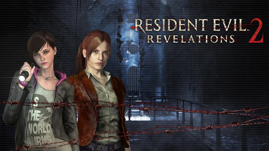 Resident Evil Revelations 2 Raid Mode Walkthrough Character List