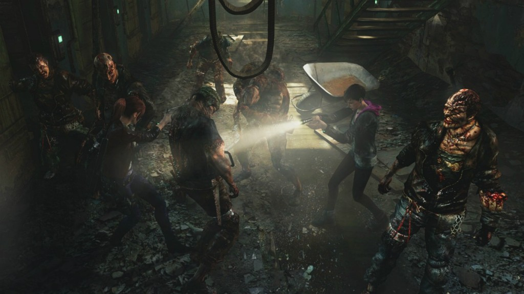 Resident Evil Revelations 2 Raid Mode Walkthrough Definition of Insanity List