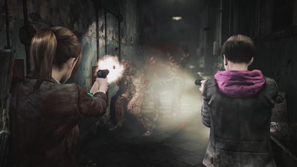 Resident Evil Revelations 2 Raid Mode Walkthrough Enemy types
