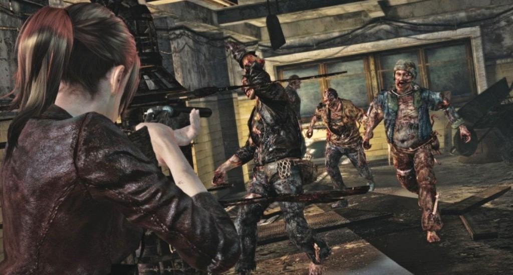 Resident Evil Revelations 2 Raid Mode Walkthrough Gauntlets list