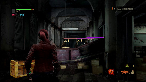 Resident Evil Revelations 2 Raid Mode Walkthrough You'll have more than one enemy to fight with