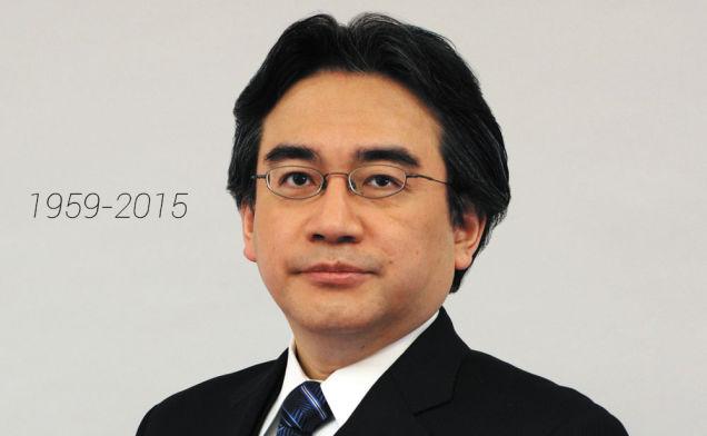 Satoru Iwata - 1959 - 2015