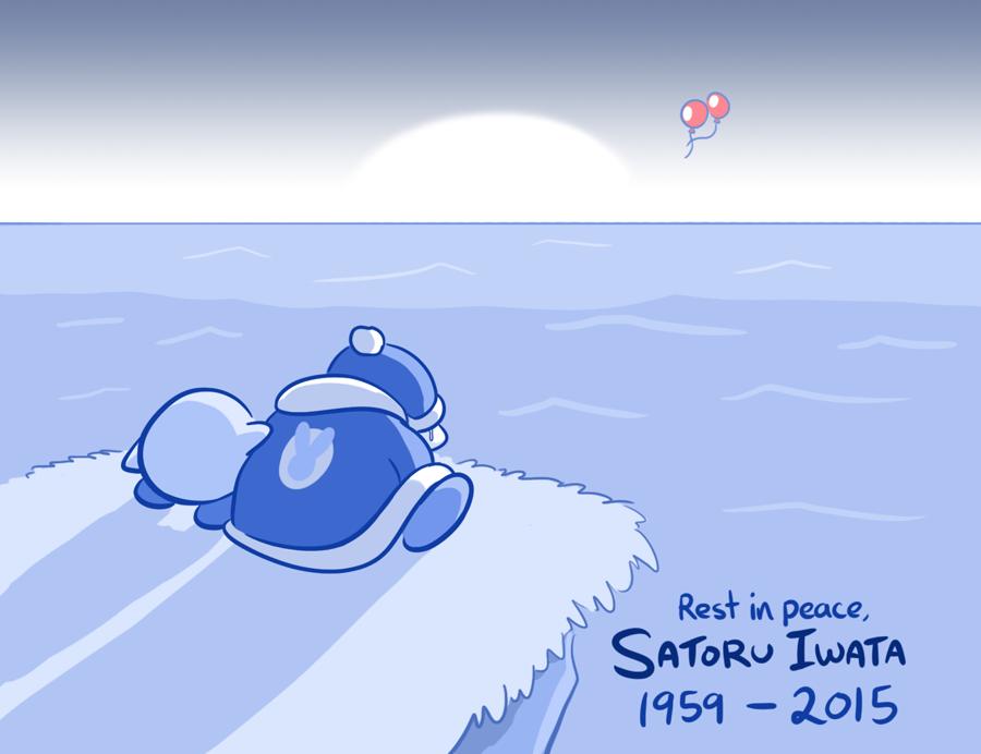 Satoru Iwata - Rest in peace