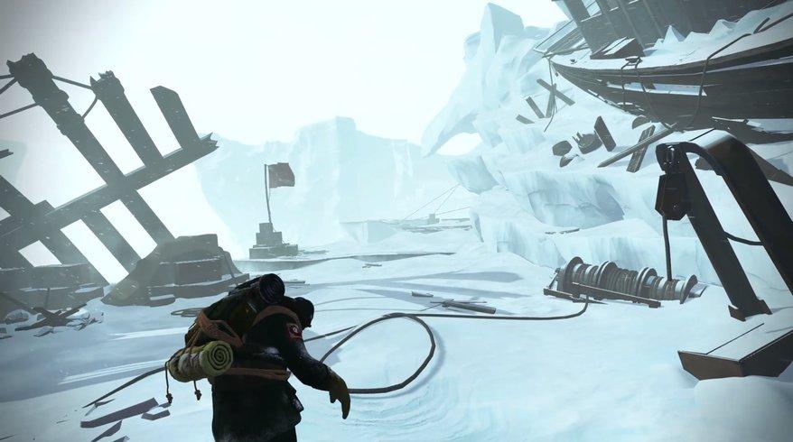 Virtual Reality Games - Edge of Nowhere