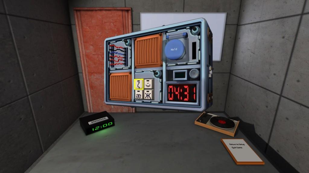 Virtual Reality Games - Keep Talking and Nobody Explodes