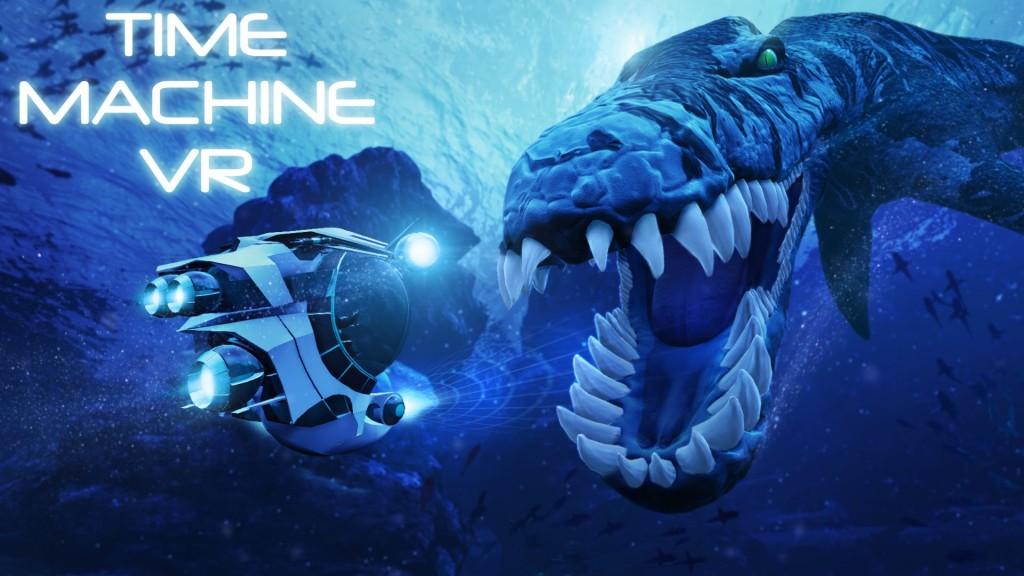 Virtual Reality Games - Time Machine