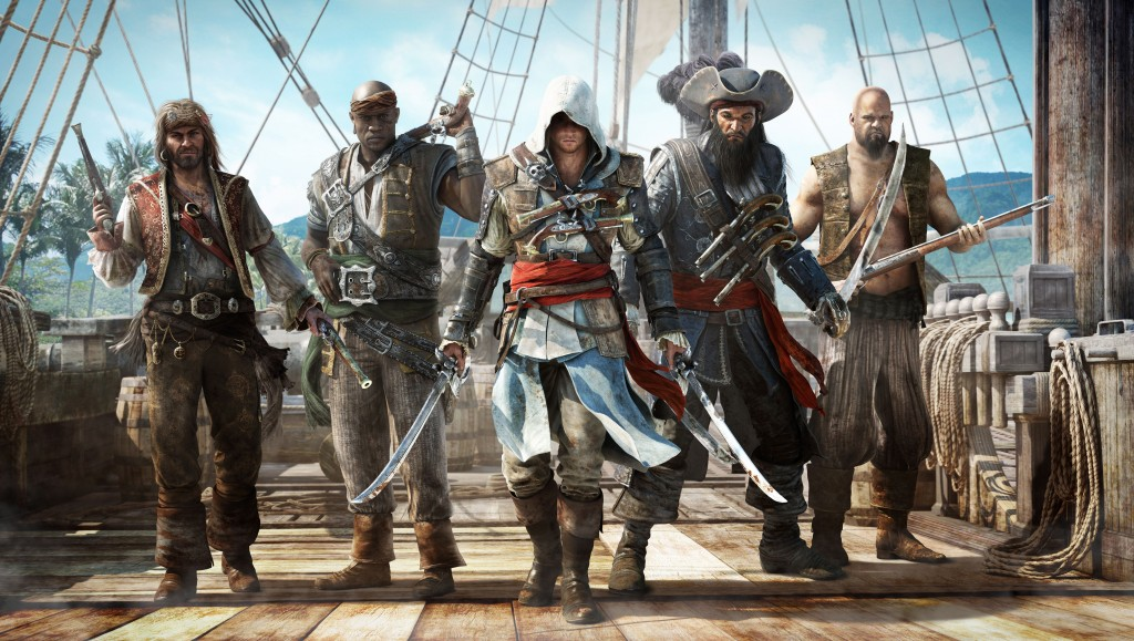 Xbox Games With Gold July Edition - Assassin's Creed IV Black Flag