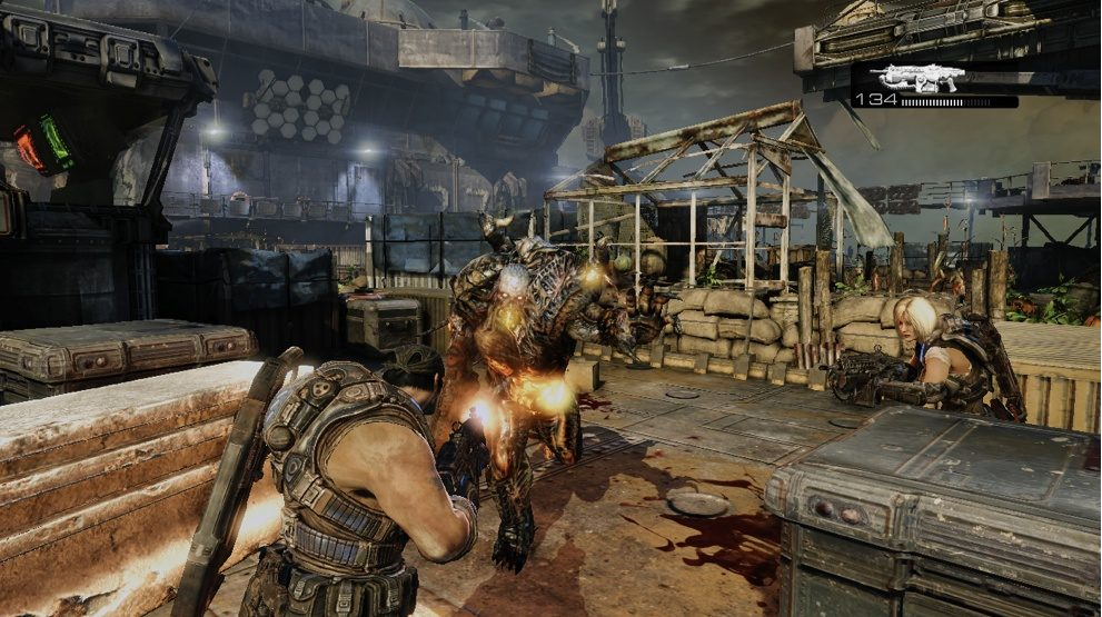 Xbox Games With Gold July Edition - Gears of War 3