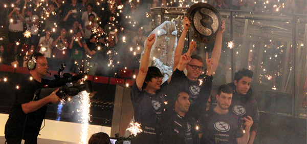 Dota 2 The International Championship 2015