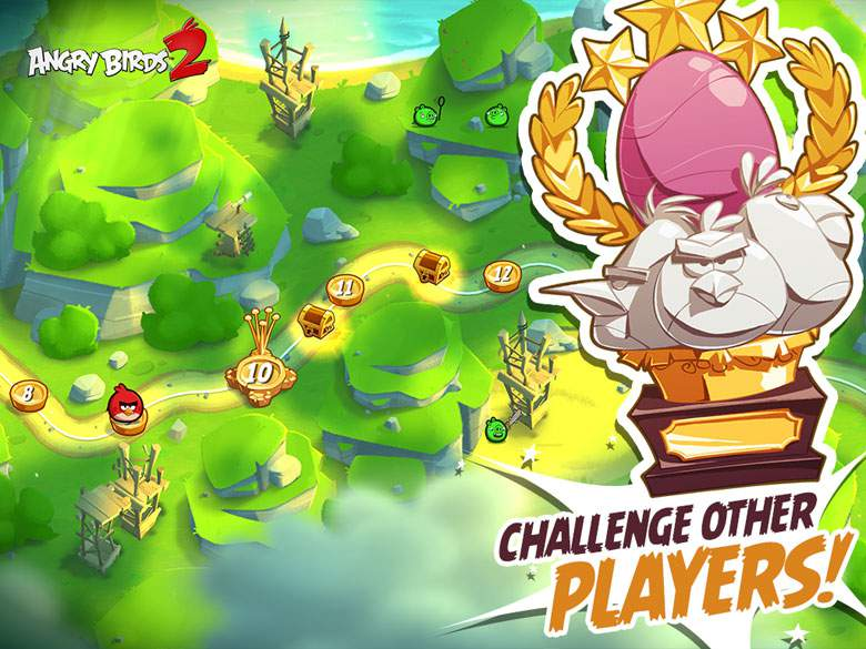 Angry Birds 2 Game Guide - Arena Mode