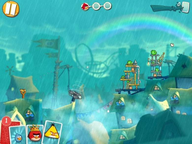 Angry Birds 2 Game Guide - Destructiometer is crucial