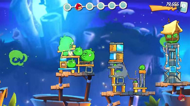 Angry Birds 2 Game Guide - Failed Levels