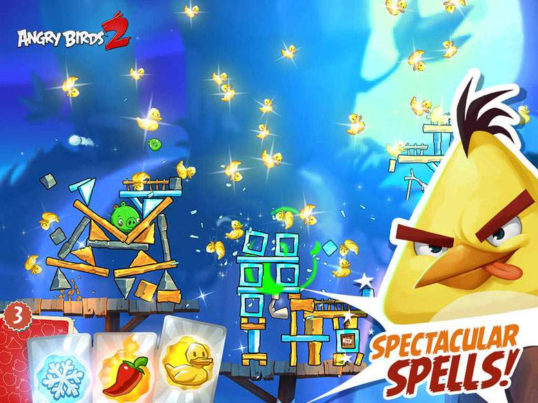 Angry Birds 2 Game Guide Know your Spells