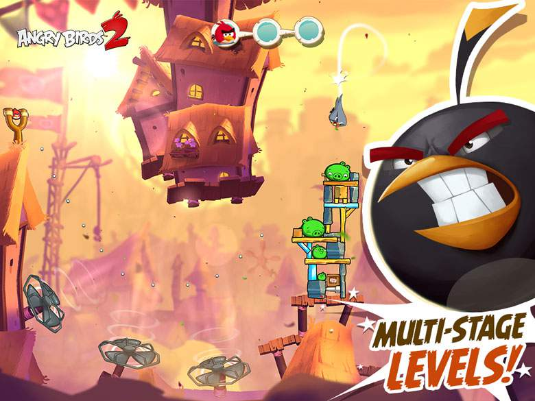 Angry Birds 2 Game Guide - Pay Attention to your Environment