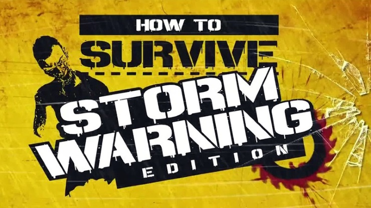 Xbox Games With Gold August 2015 - How To Survive Storm Warning Edition