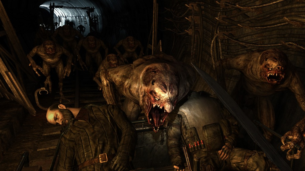 Xbox Games With Gold August 2015 - Metro 2033 Beasts