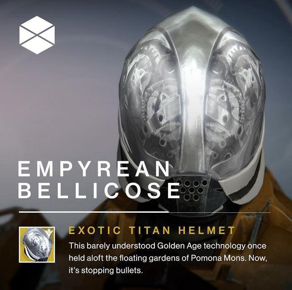 New Destiny Exotics - Empyrean Bellicose