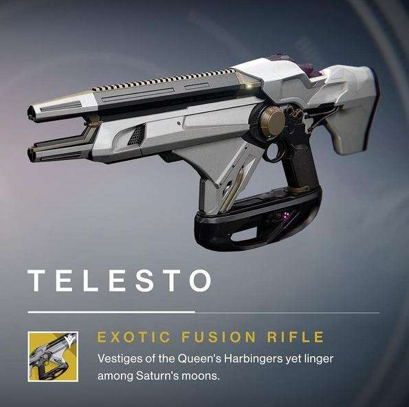 New Destiny Exotics - Telesto