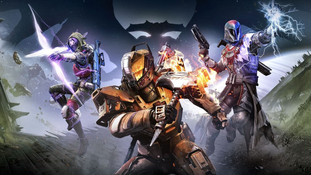The Taken King Destiny Expansion
