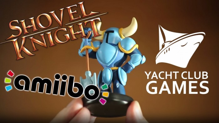 Yach Club Games brings Shovel Knight Amiibo to nintendo